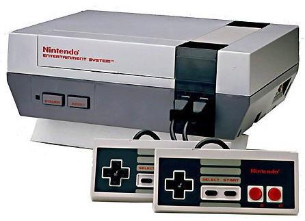 Generaciones de consolas de juegos
