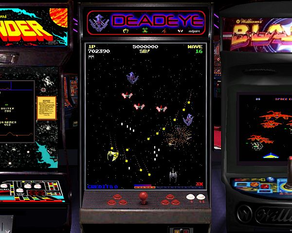 Deadeye Virtual Arcade