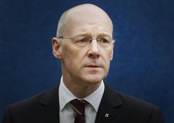 Finance Secretary John Swinney. Picture: PA