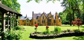 3/4 Nights Self Catering for 2 or 4 people at Leithen Lodge