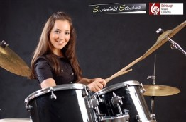 2 lessons Guitar, Drums or Singing just £14 at Edinburgh Music Lessons!
