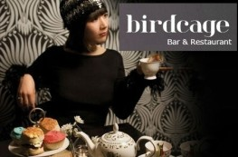 Afternoon Tea for 2 at The Birdcage
