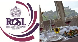 3-Course Sunday Lunch, Royal Over-Seas League hotel
