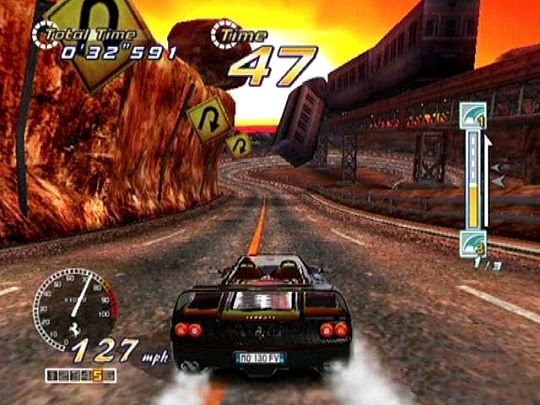 OutRun 2 Xbox - one week later