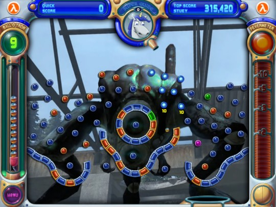 Peggle Extreme Peggle Extreme is The Most