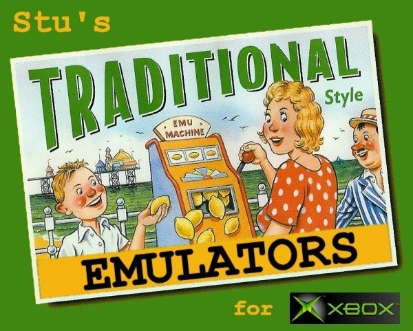 EMULATORS FOR XBOX